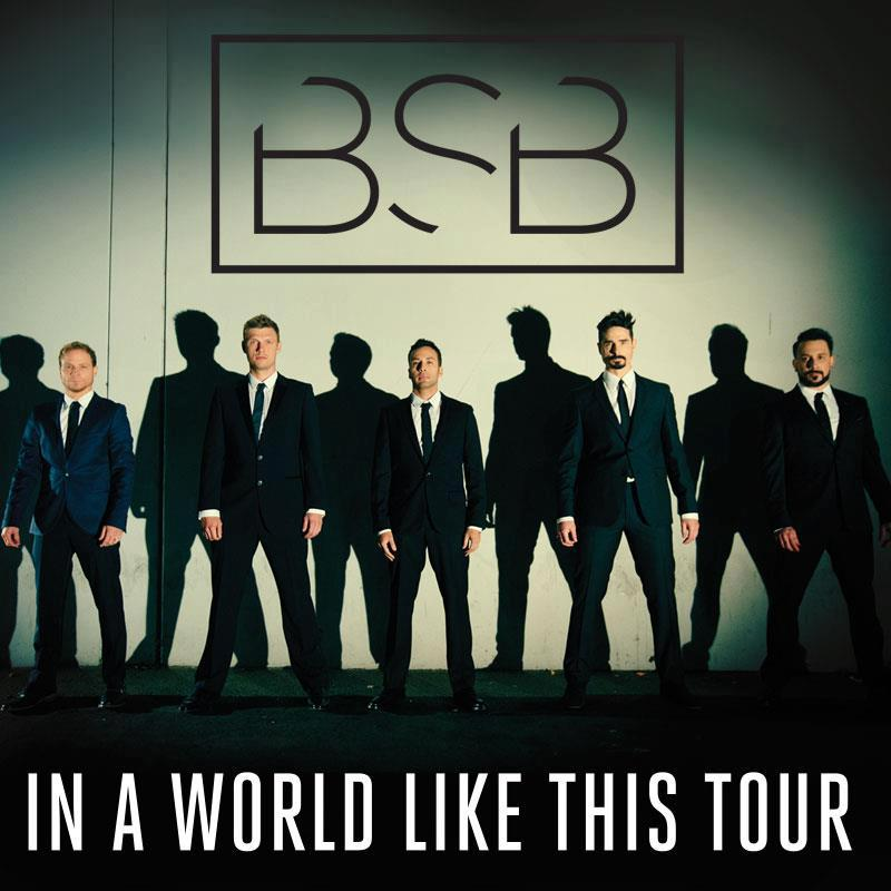 bsb in a world like this tour