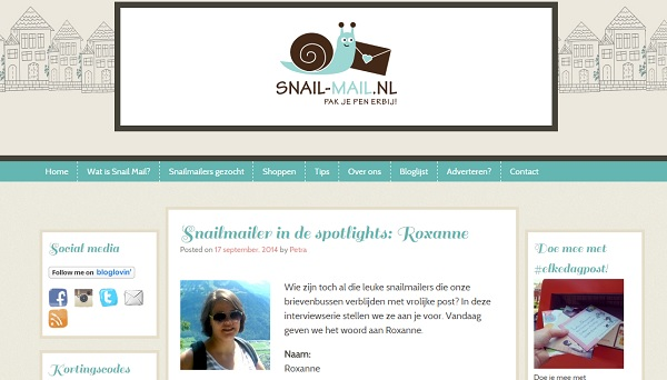 snailmailNL