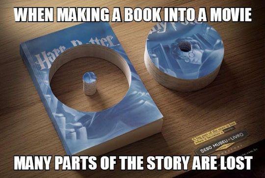 boek en film