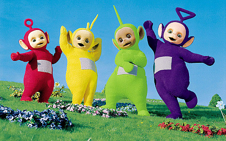 Kinderprogramma's-Teletubbies