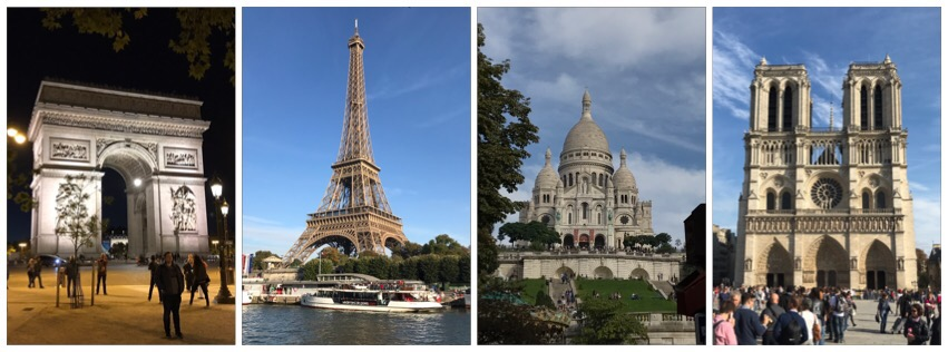 Een onverwachts weekend in Parijs