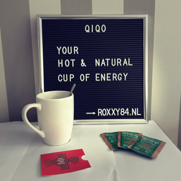 QIQO – Your hot cup of energy