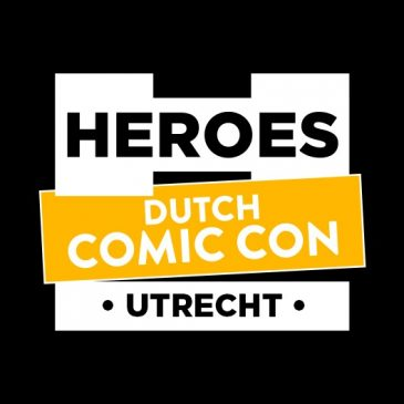 Heroes Dutch Comic Con in Utrecht