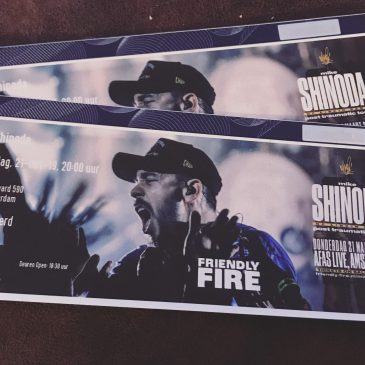 Mike Shinoda – Post Traumatic Tour