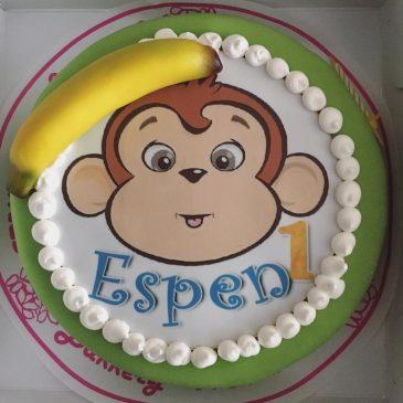 De verjaardag van Espen