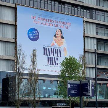 Mamma Mia in het Beatrixtheater