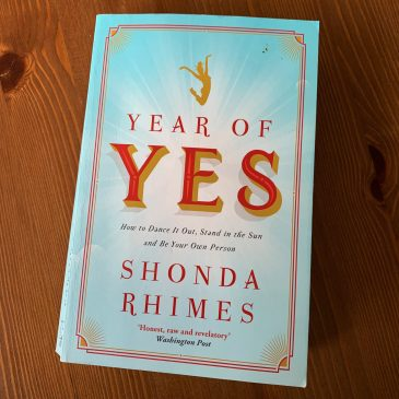 Year of Yes – Shonda Rhimes