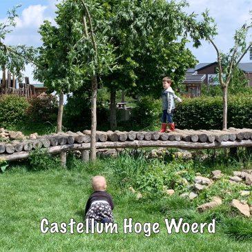 Spelen bij Castellum Hoge Woerd