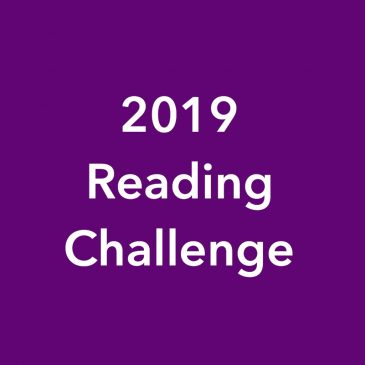 Reading Challenge 2019 – Tussenstand