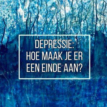 Depressie: Hoe maak je er een einde aan?