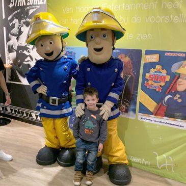 Brandweerman Sam Live! – Het Grote Kampeeravontuur