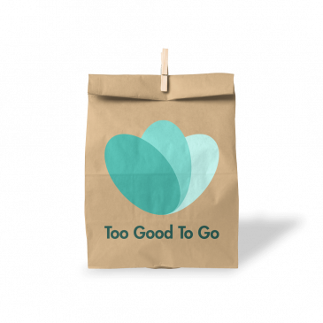 Mijn eerste ervaring met Too Good To Go