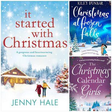 Drie boeken om in de kerststemming te komen
