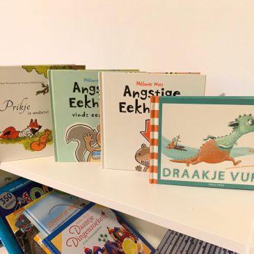Kinderboeken over emotie